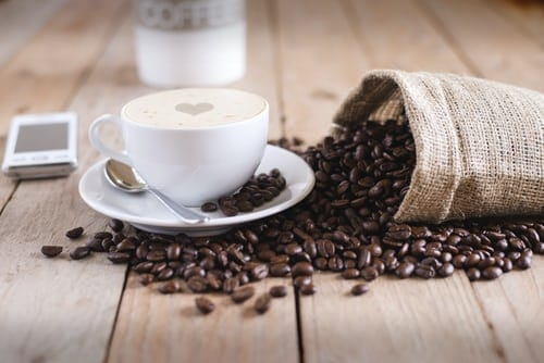 Excessive use of coffee increases the anxiety and depression.