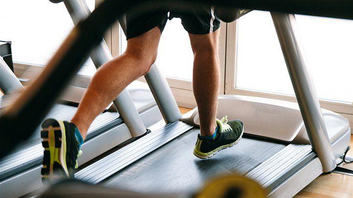 treadmill adjustable speed