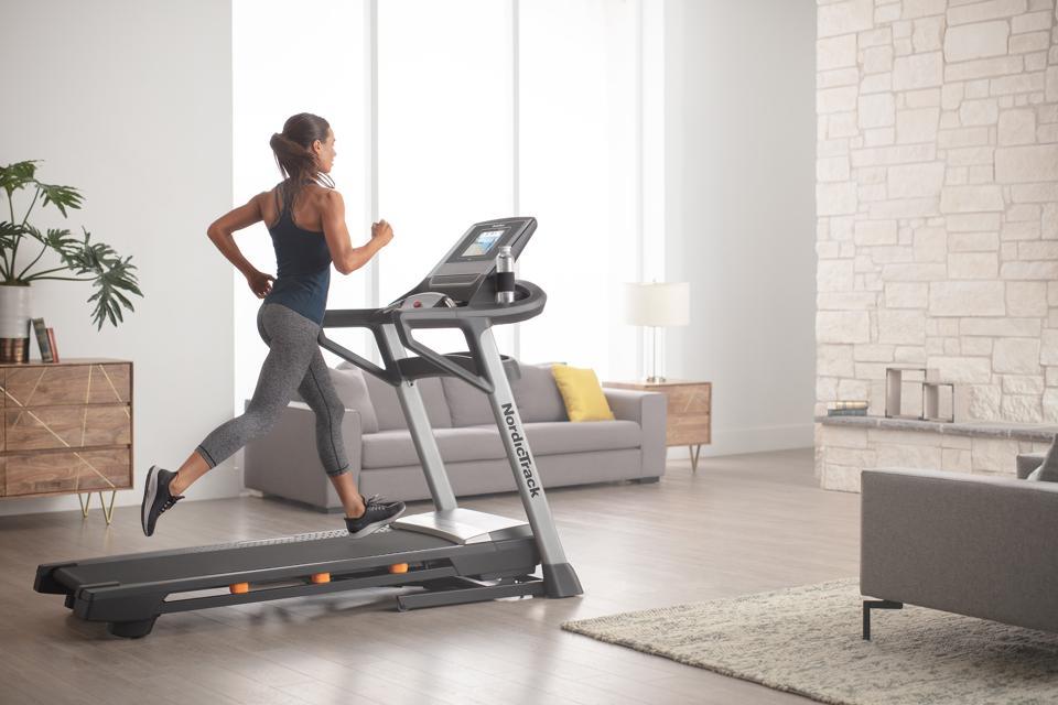 Treadmill gears