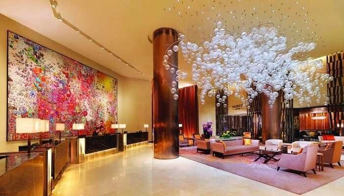 Singapore Hotels interior
