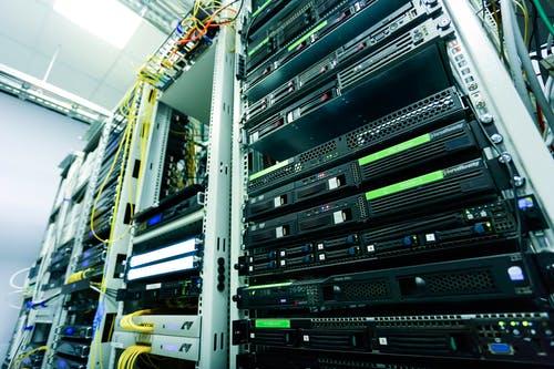 Data centre storage