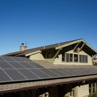 Cost of Roof Solar Panels