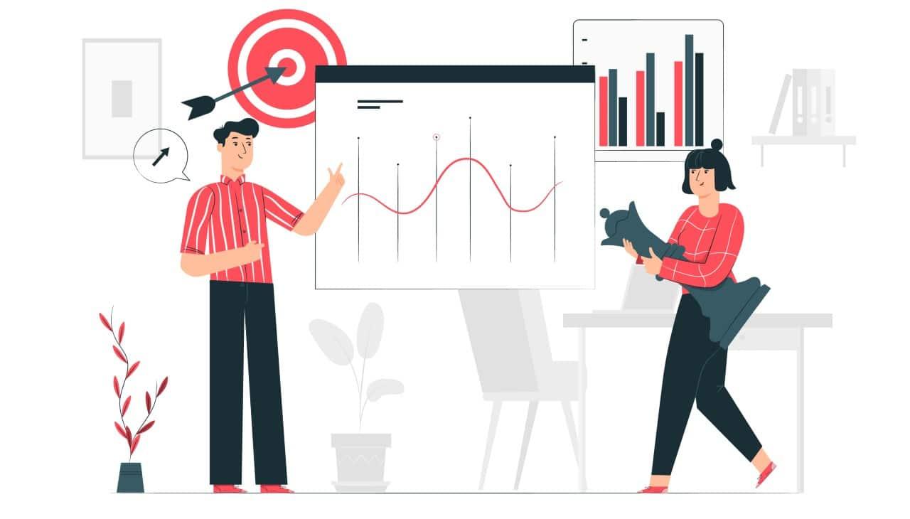 Steps of marketing